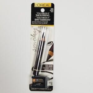 5/$25💜655 Brown L'Oreal Voluminous Eyeliner